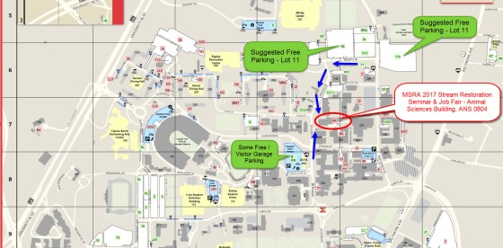 msra-stream-seminar-umd-parking-map-room-no